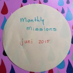 Webkims Monthly Mission – juni '15