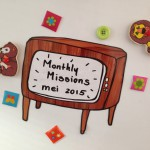 Webkims Monthly Mission – mei '15